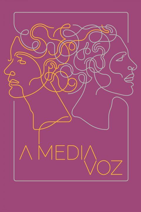 Afiche película A media voz