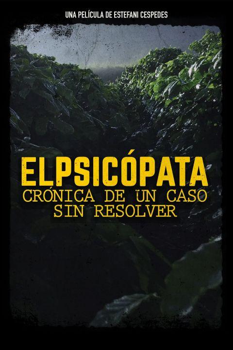 Afiche película El Psicópata