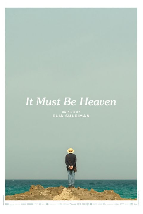 Afiche película It Must Be Heaven