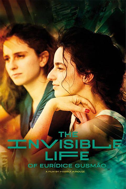 Afiche película La vida invisible de Eurídice Gusmao