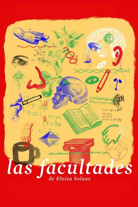 Afiche película Las facultades