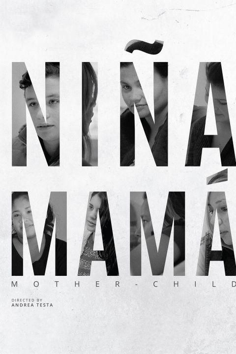 Afiche película Niña mamá