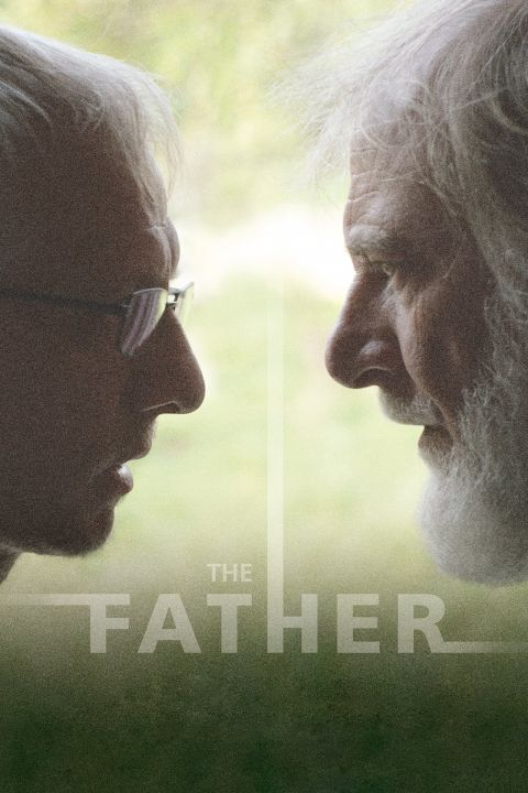 Afiche película The Father