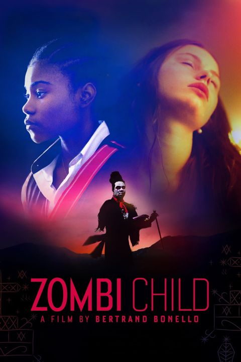 Afiche película Zombi Child