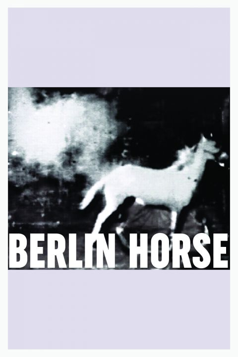 Afiche película Berlin Horse