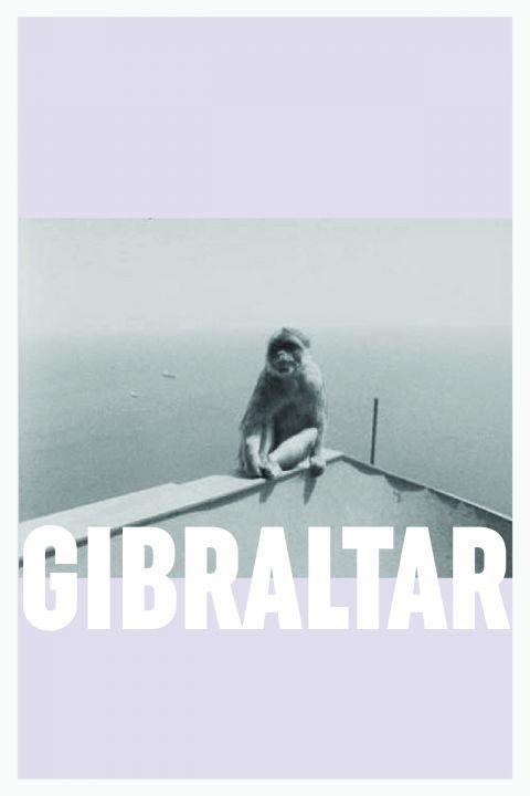 Afiche película Gibraltar