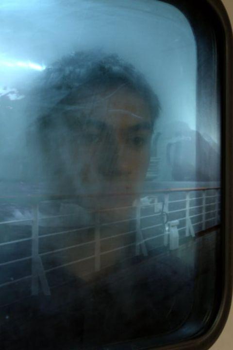 Still película Chico ventana también quisiera tener un submarino
