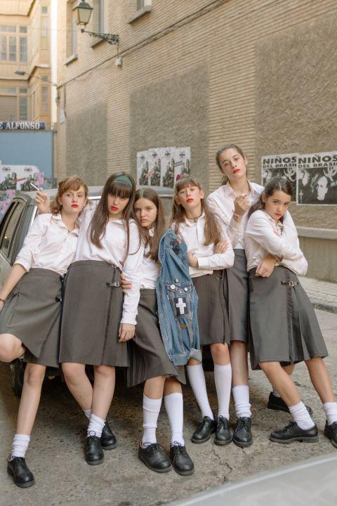 Still película Las niñas