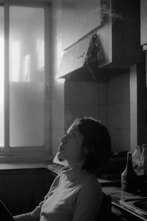 Still película The cloud in her room