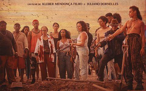 Afiche película Bacurau