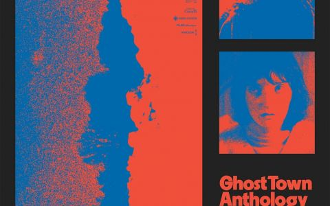 Afiche película Ghost Town Anthology