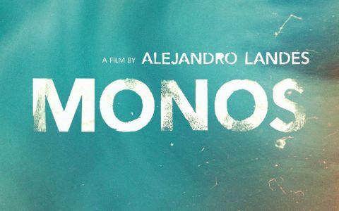 Afiche película Monos